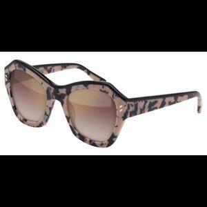 Stella McCartney Iconic Pink Tortoise Sunglasses